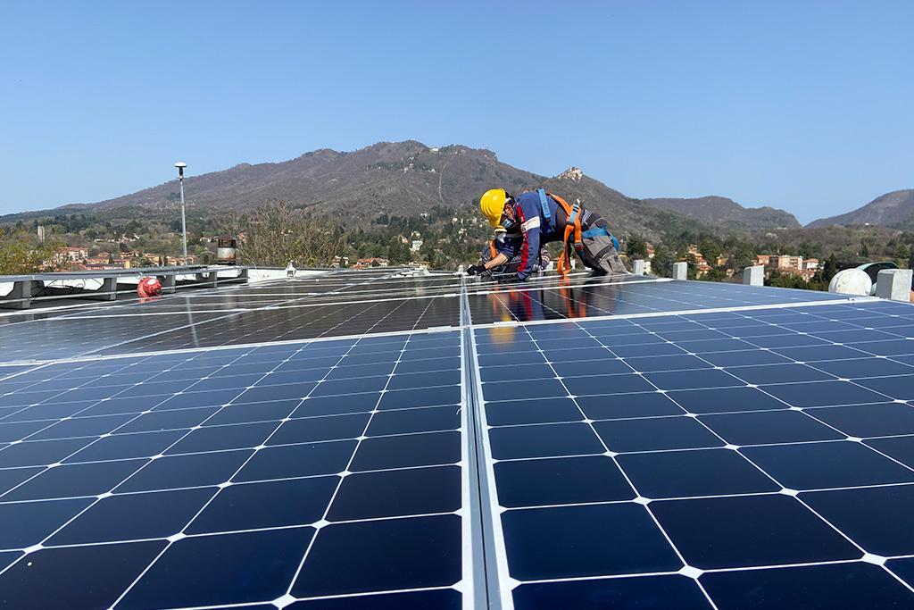 Il costo della luce per kWh e il relativo risparmio con il fotovoltaico