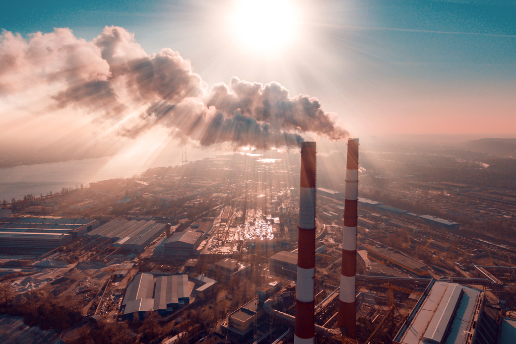 Produzione fotovoltaica e smog